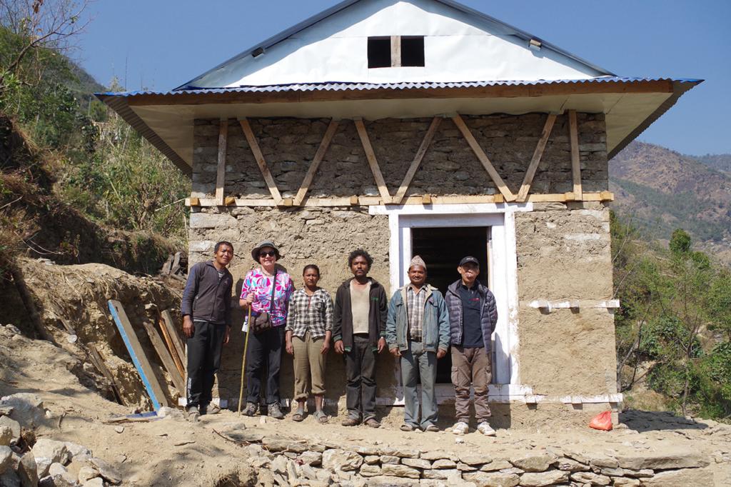 La maison de Jhanak