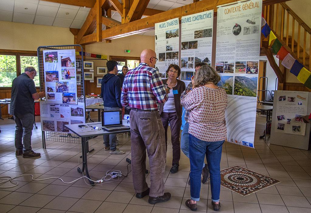 AG 2018, Hauteluce (Savoie) , le forum