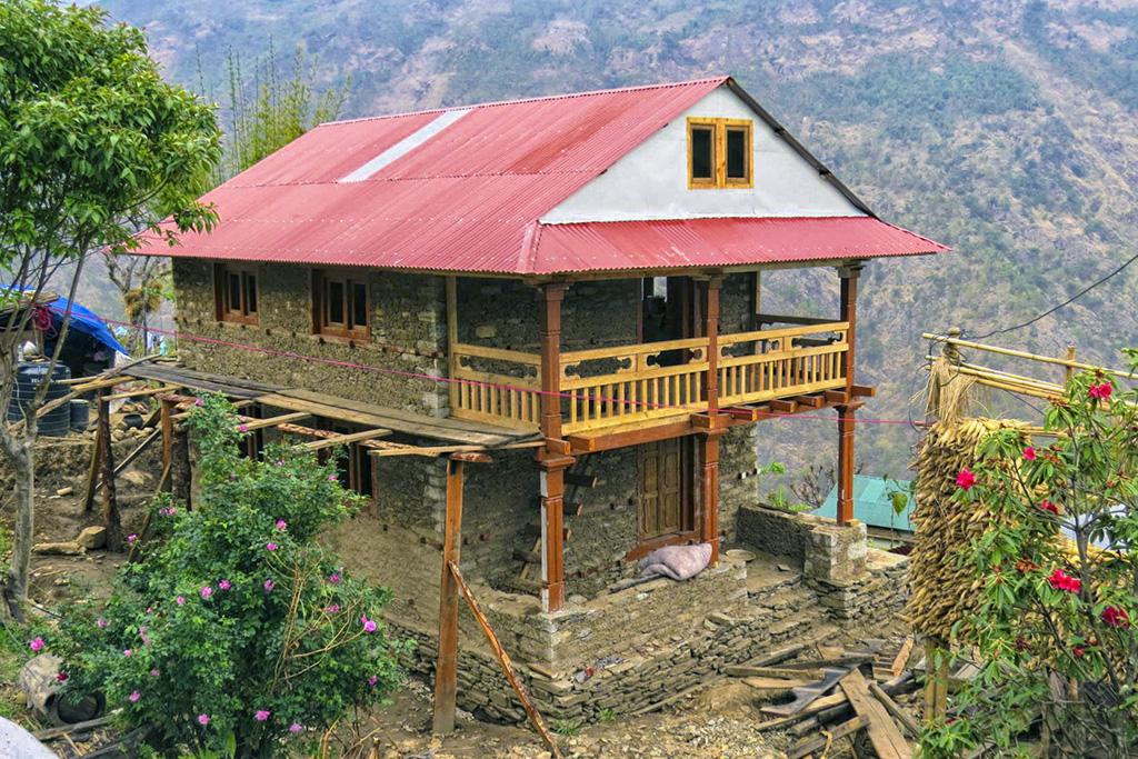 Maison 1 (maison de Sokhal)