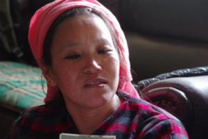 Chandani Rai, soeur de Bibi Rai